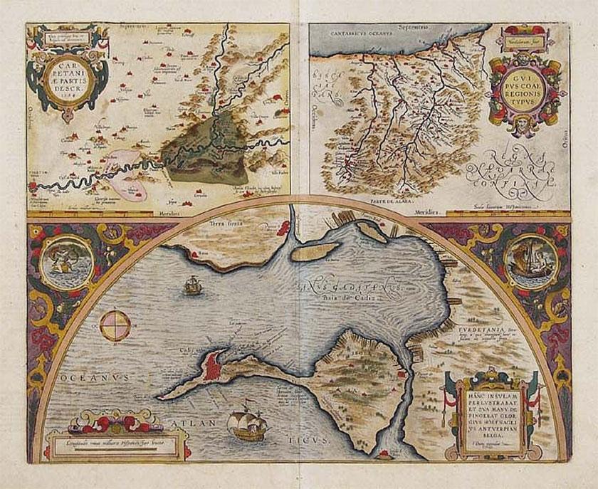 Cádiz a lo largo de la historia