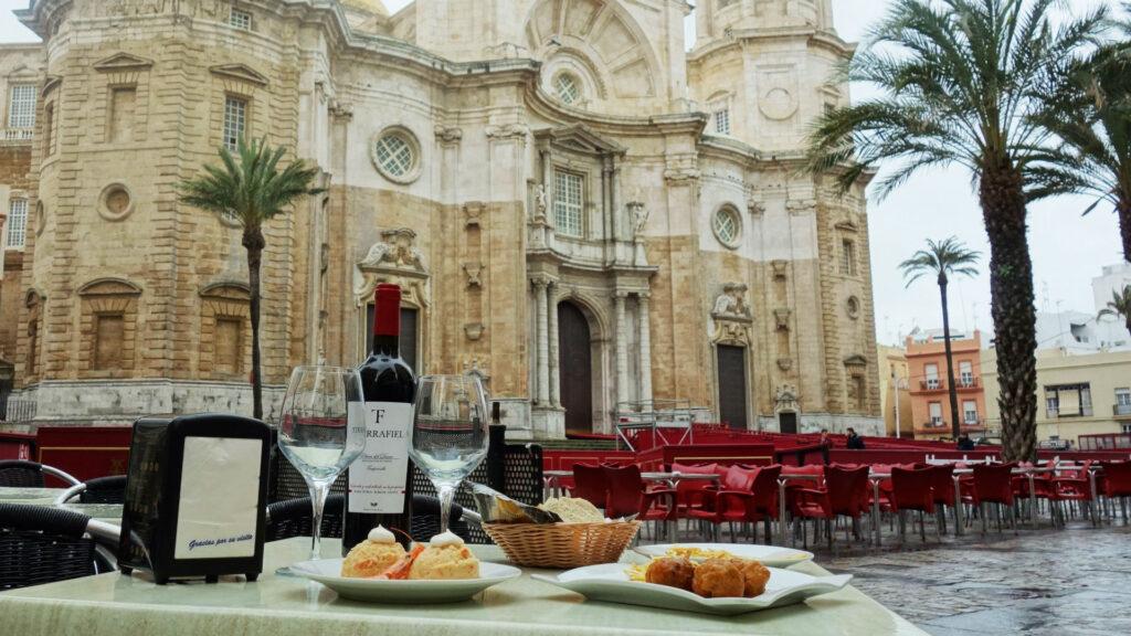 Tapeo en Cádiz