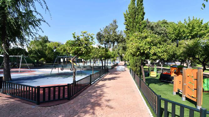 Parques en el Aljarafe