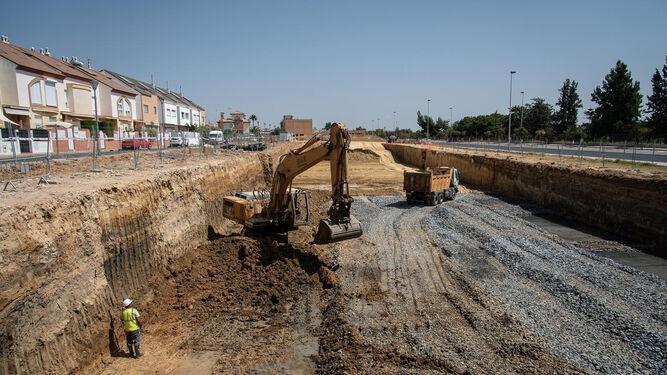 Obras en Huelva Capital