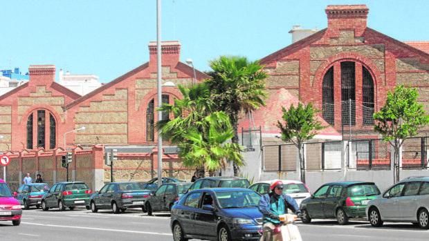 Localización de la Torre ABU de viviendas en Cádiz